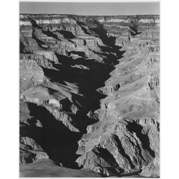Adams - Grand Canyon South Rim