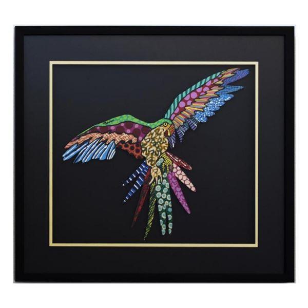Macaw XV by Govezensky Original