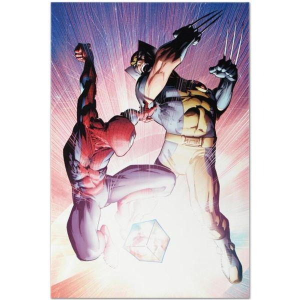 "Marvel Comics ""Astonishing Spider-Man & Wolverine #3"" Numbered Limited Edition G"