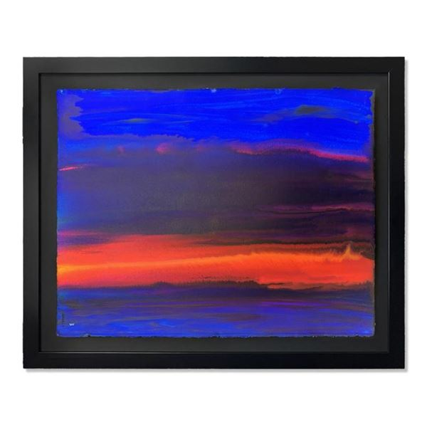 Abstracting 1 by Wyland Original