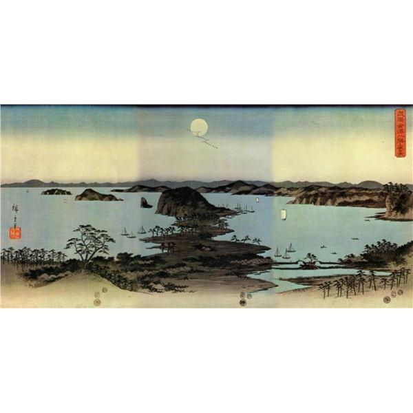 Hiroshige Seascape