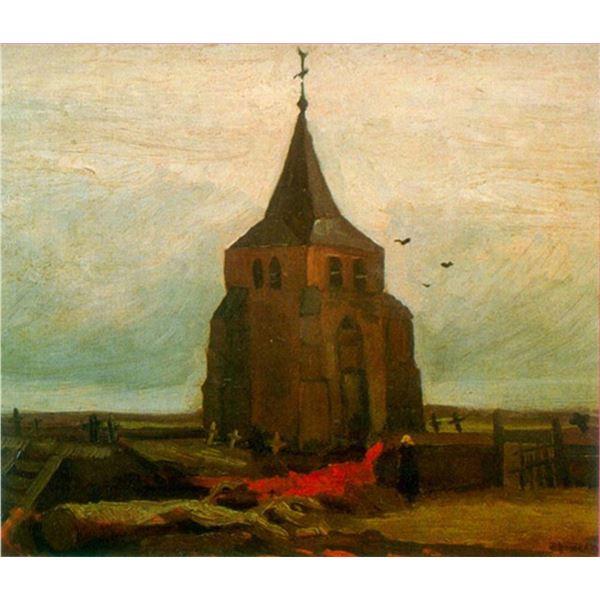 Van Gogh - Old Church