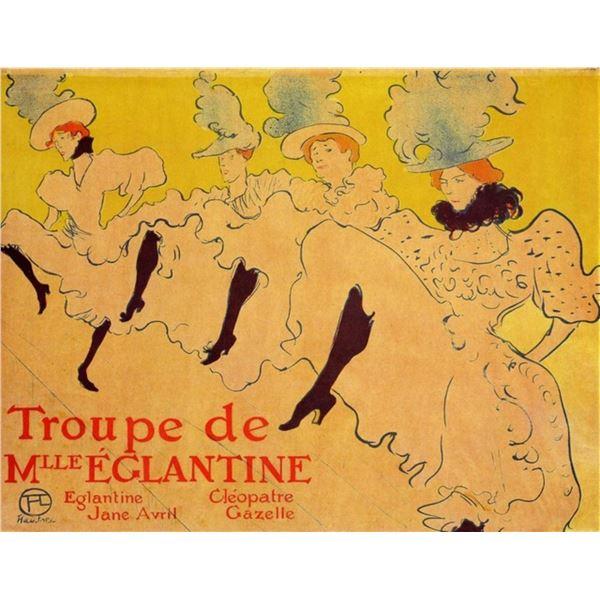 Toulouse - Lautrec - Miles Eglantines 2