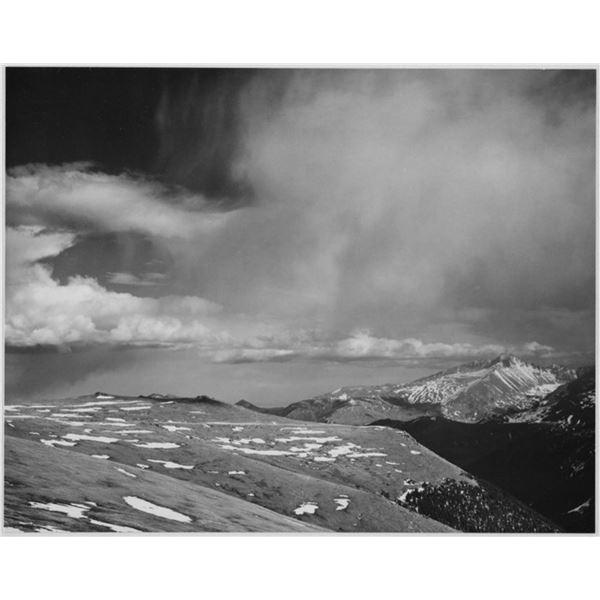 Adams - Rocky Mountain National Park Colorado 5