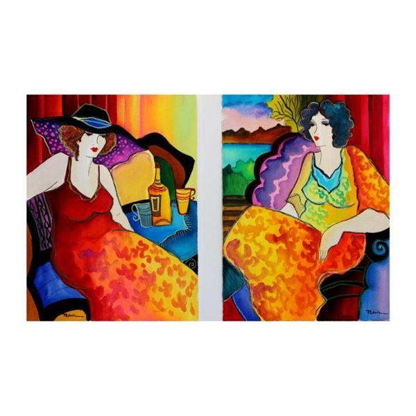 Night In Paris by Govezensky Original