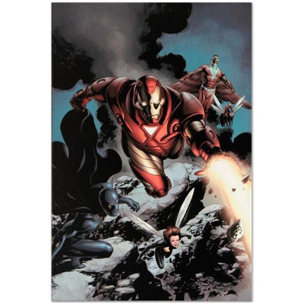 """Marvel Comics """"Iron Man #85"""" Numbered Limited Edition Giclee on Canvas by Gabrie"""