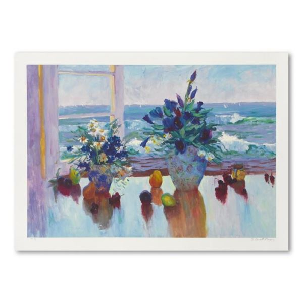 """S. Burkett Kaiser, """"Late Afternoon Breeze"""" Limited Edition, Numbered and Hand Si"""