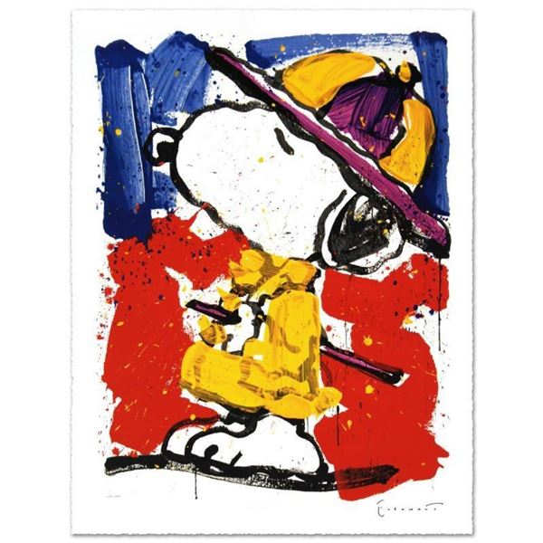 """""""Prada Puss"""" Limited Edition Hand Pulled Original Lithograph by Renowned Charles"""