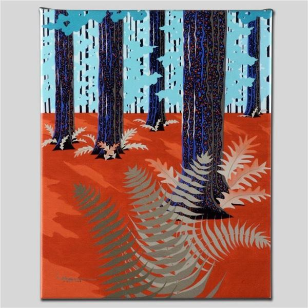 """""""In My Dreams"""" Limited Edition Giclee on Canvas by Larissa Holt, Numbered and Si"""