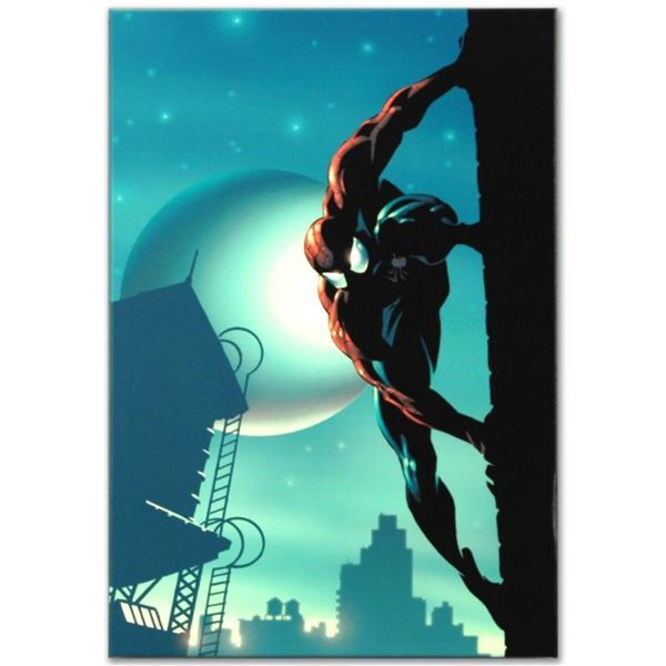 """Marvel Comics """"Amazing Spider-Man #521"""" Numbered Limited Edition Giclee on Canva"""