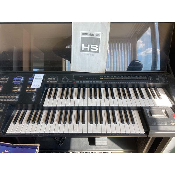 Yamaha Electone HS Keyboard B