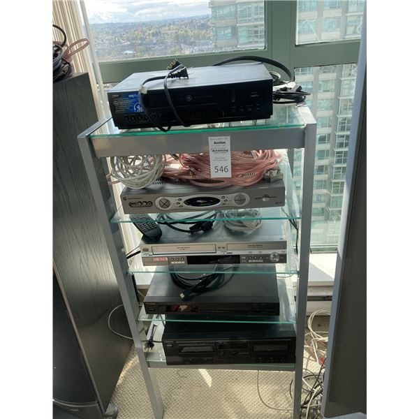 Cabinet and Electronics C