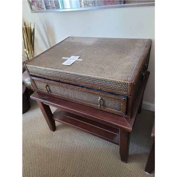 End Table and Designer Drawer B