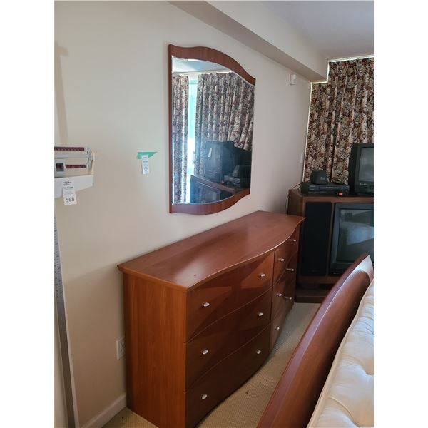 Dressing Table and Mirror Group Design C