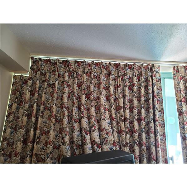 Blackout curtains  A