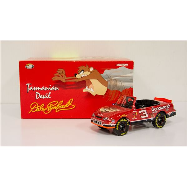 ACTION TASMANIAN DEVIL DALE EARNHARDT CAR