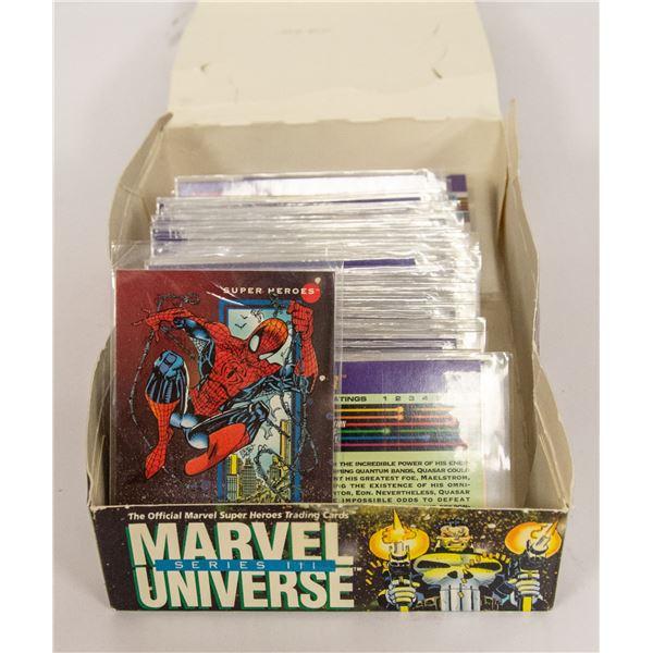 1992 MARVEL SERIES 3 CARD SET