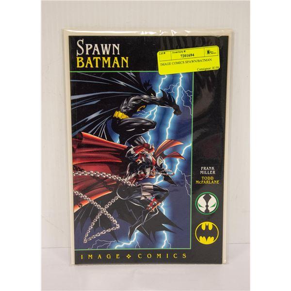 IMAGE COMICS SPAWN/BATMAN
