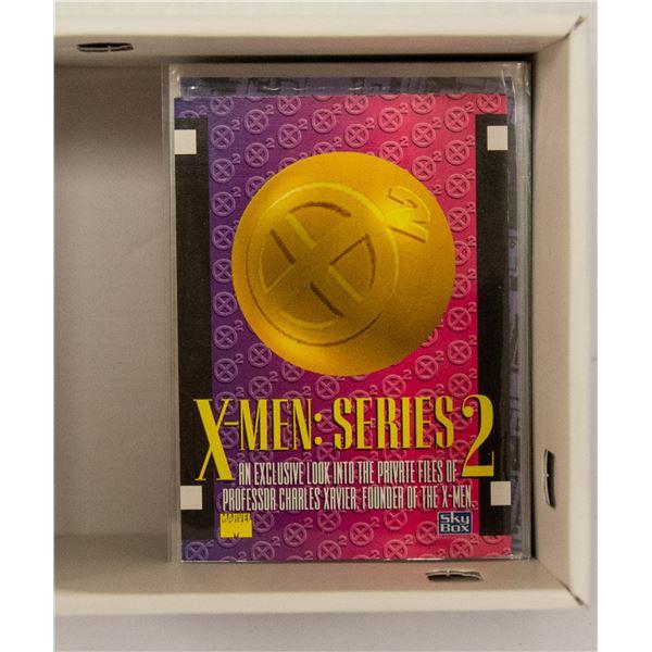 MARVEL X-MEN SERIES 2 FULL CARD SET