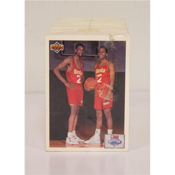 1993 UPPER DECK BASKETBALL CARD SET 1-400