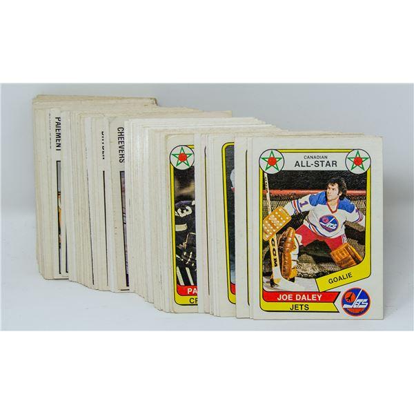 120 WHA 1970'S HOCKEY CARDS 3 SET YEARS HOF
