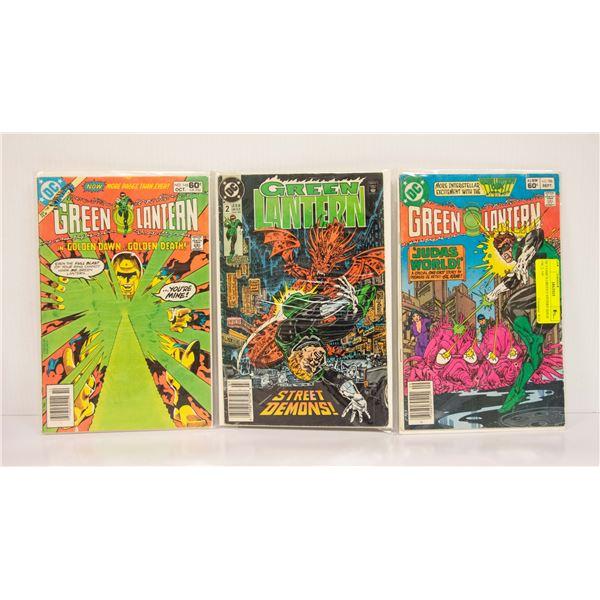 DC COMICS GREEN LANTERN ISSUE 156, 2, 145