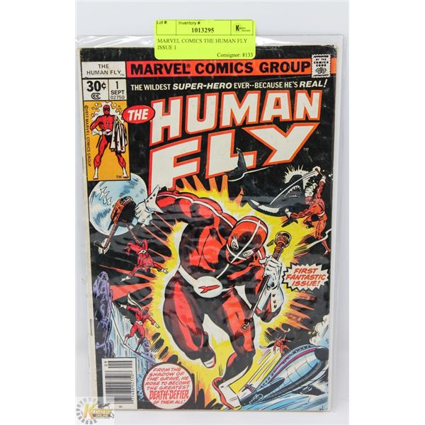 MARVEL COMICS THE HUMAN FLY ISSUE 1