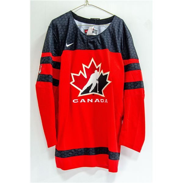 TEAM CANADA NIKE JERSEY NEW WITH TAGS $160 RETAIL