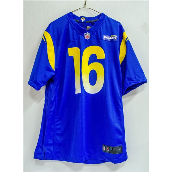 RAMS GOFF #16 NIKE JERSEY NEW WITH TAGS $140