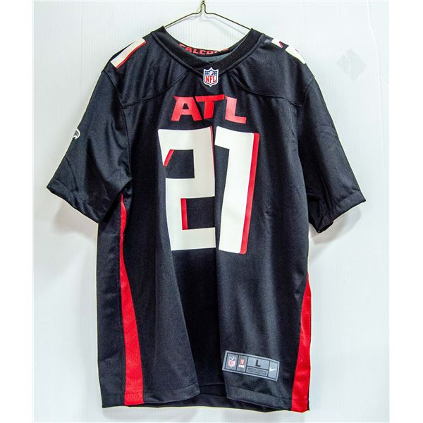 FALCONS GURLEY #21 NIKE JERSEY NEW WITH TAGS $140