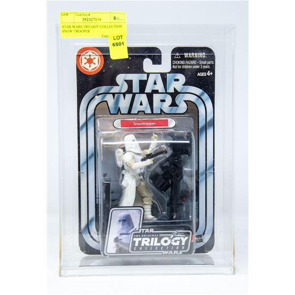 STAR WARS TRILOGY COLLECTION SNOW TROOPER