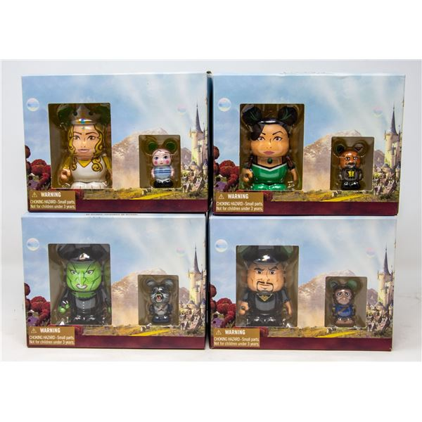 VINYLMATION THE GREAT AND POWERFUL OZ CHARACTERS