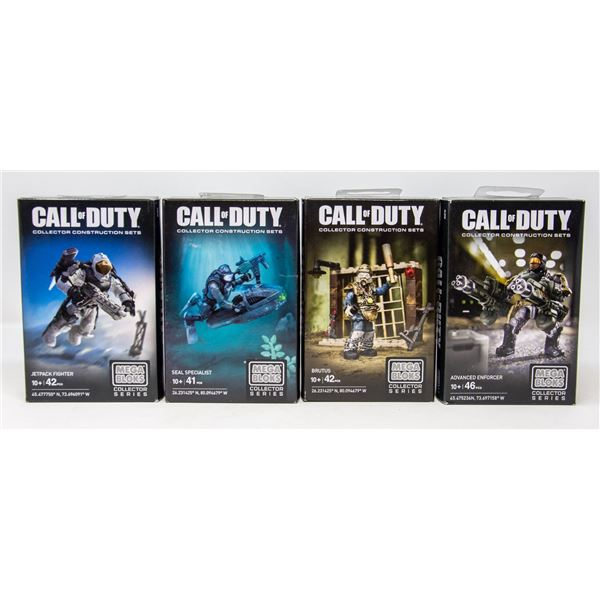 FLAT OF CALL OF DUTY FIGURES