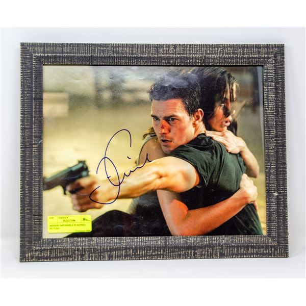 MISSION IMPOSSIBLE III SIGNED PICTURE