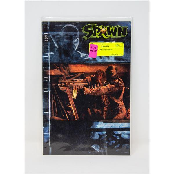 IMAGE SPAWN #65 COMIC
