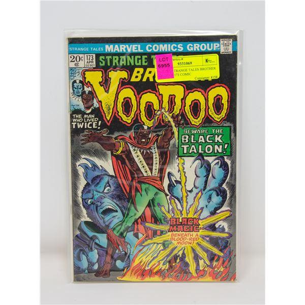 MARVEL STRANGE TALES BROTHER VOODOO #173 COMIC