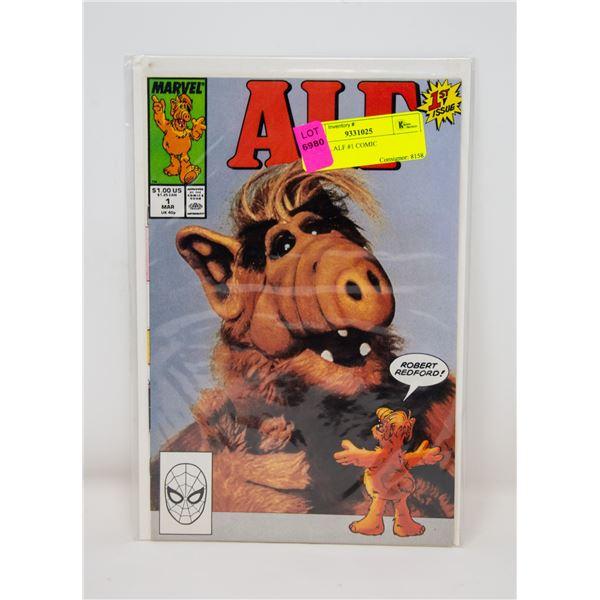 NARVEL ALF #1 COMIC