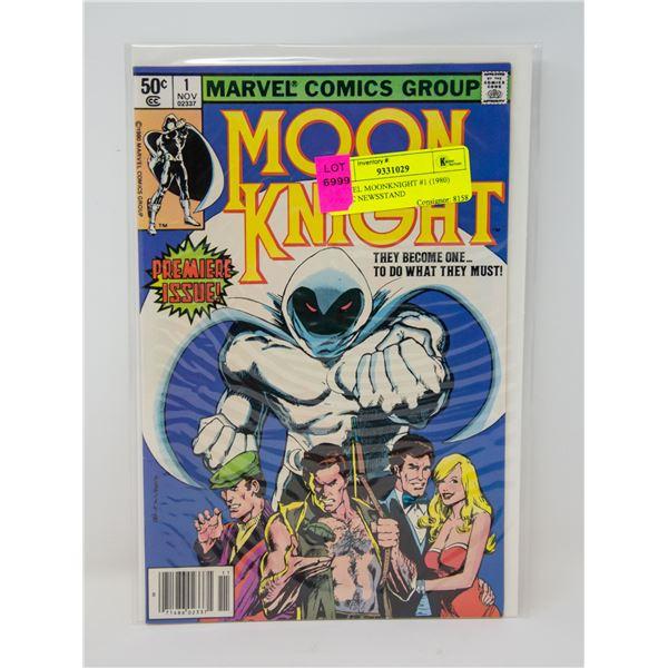 MARVEL MOONKNIGHT #1 (1980) COMIC NEWSSTAND