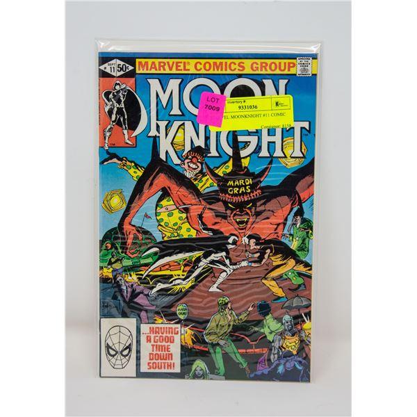 MARVEL MOONKNIGHT #11 COMIC