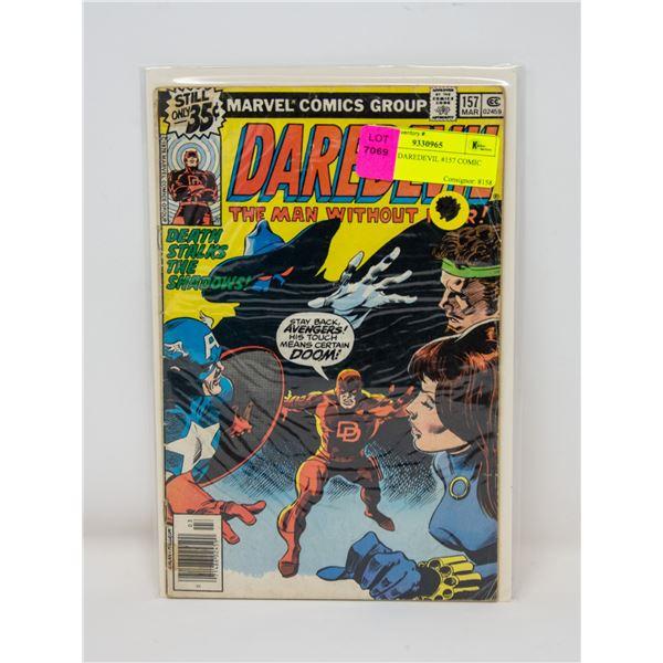 MARVEL DAREDEVIL #157 COMIC