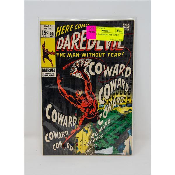 MARVEL DAREDEVIL #55 COMIC