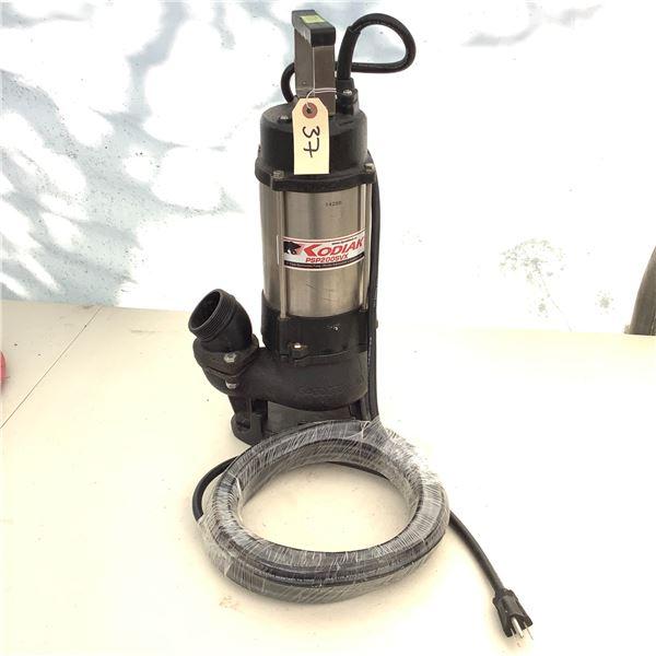 Submersible Pump, PSP200SVX 115 Volt, New
