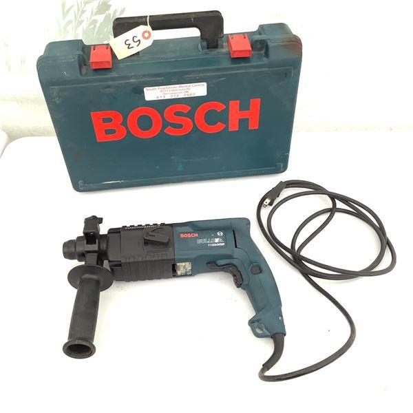 Bosch SDS Plus 11234VSR Bulldog Rotary Hammer Drill
