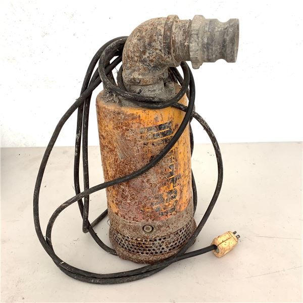 "Submersible 2"" Pump"