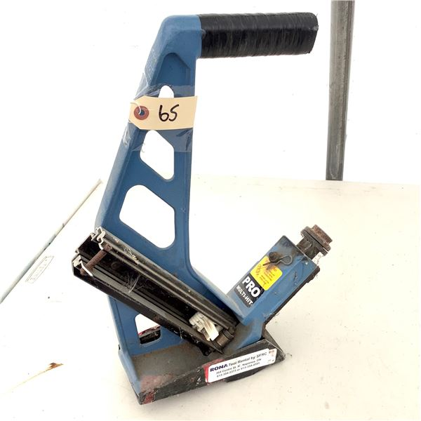 Primatech H330 Flooring Air Nailer
