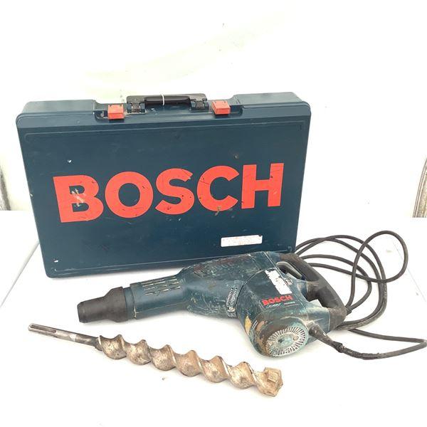 "Bosch Turbo 11235EVS 1 3/4"" SDS Max Rotary Hammer Drill"