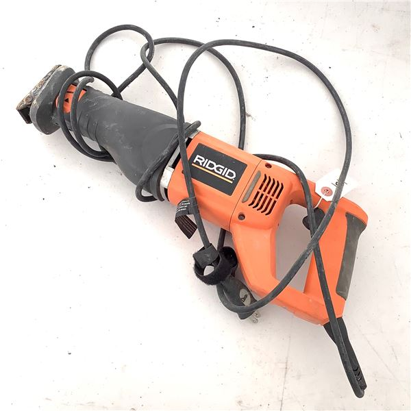 Ridgid R3000S Reciprocating Saw