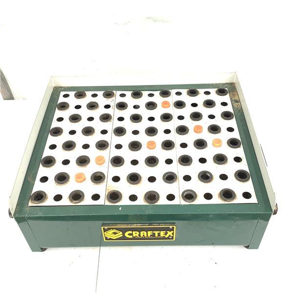 Craftex Sanding Downdraft Table
