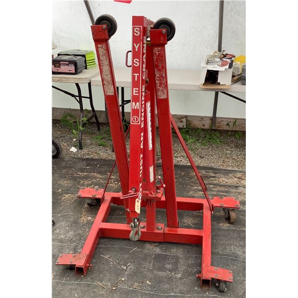 Shop Engine Crane