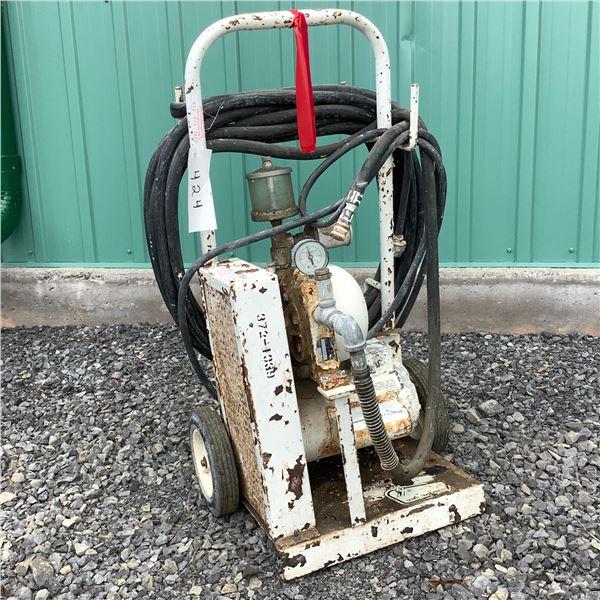 Trowel Trade Tools Electric Paint Sprayer/Stipple Machine